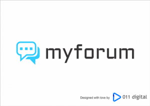 MyForm logo design