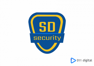 sd security logo design